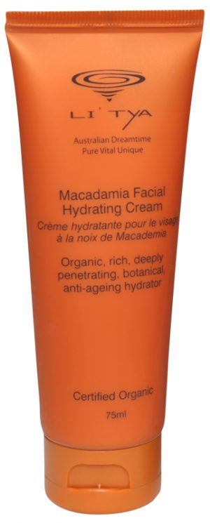 Macadamia Facial Hydrating Cream - Certified Organic