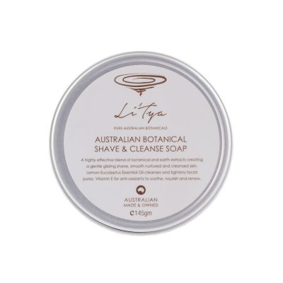 Australian Botanical Shave and Cleanse Soap