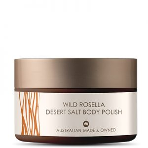 Wild Rosella Desert Salt Body Polish