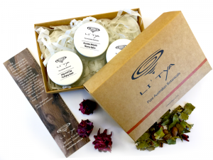 Skin Food Trio Gift Box