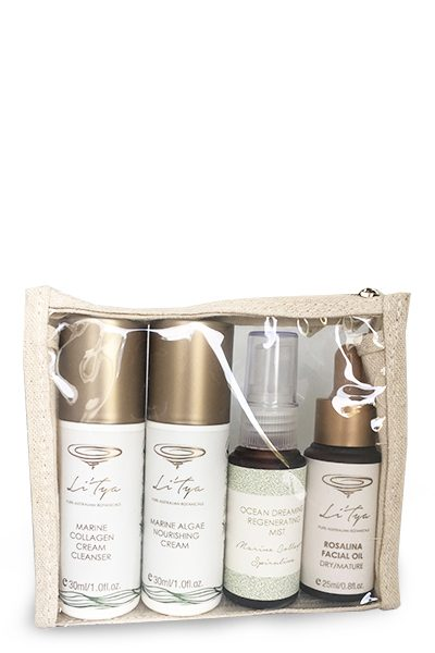 Ocean Nourishing gift set