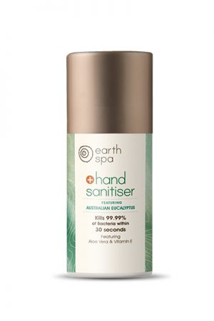EARTH SPA - EUCALYPTUS HAND SANITISER 70ml